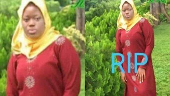 IBAN GIRL KILLED