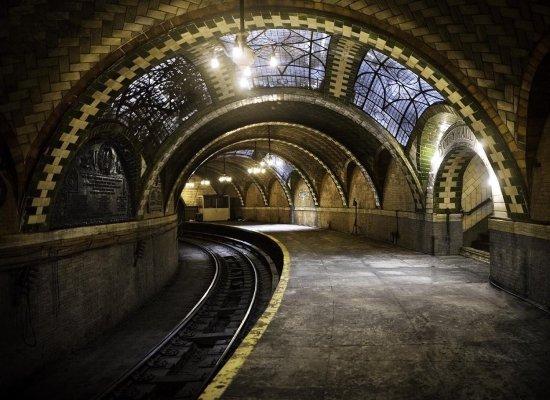 Nueva York subterráneo: 5 estaciones de metro abandonadas que no dan nada de miedo