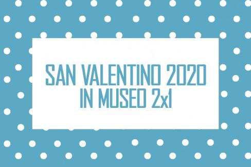 NEWS / A San Valentino si entra in coppia con un biglietto. Elenco.