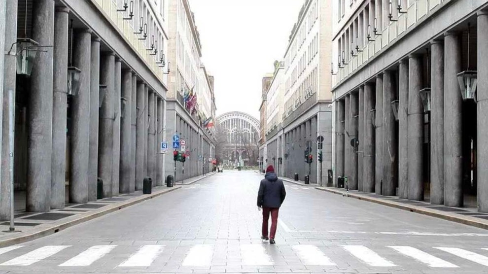 VIDEO / La Torino che non avrei mai voluto vedere: malinconica, silenziosa, spogliata e inanimata, ma nonostante tutto fiera e maestosamente bella.
