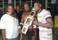 Nigeria Pro Wrestling Federation Fight