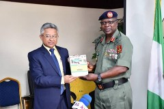 India To Partner NYSC On Capacity Building For Corps Members