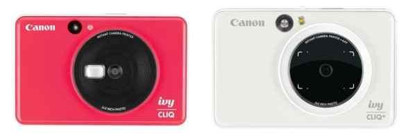 Canon IVY CLIQ et IVY CLIQ +