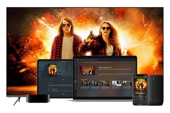 Plex streaming gratuits et legal