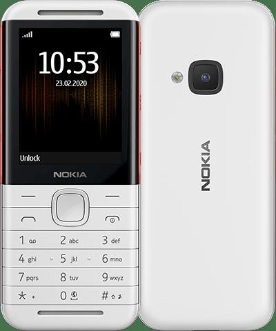 Nokia 5310 blanc