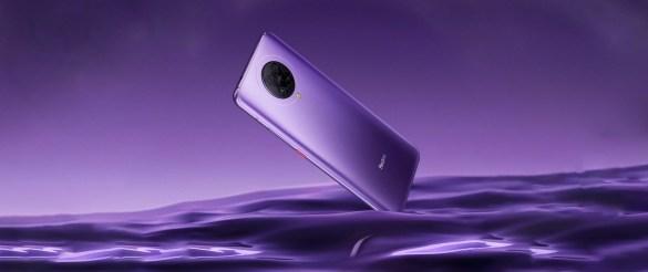 Redmi K30 Pro violet
