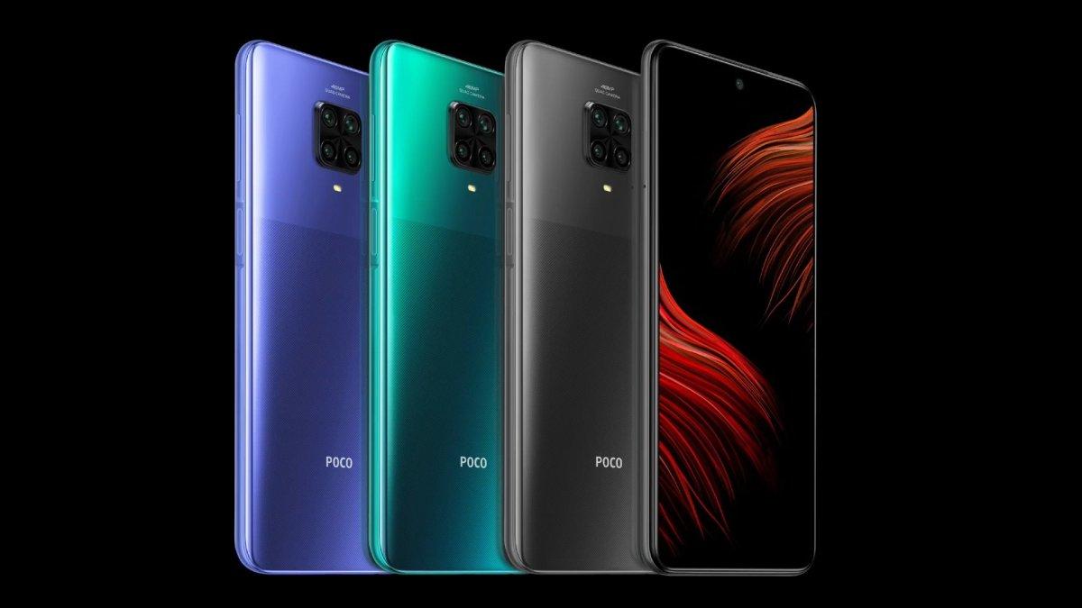 Le Poco M2 Pro est le Redmi Note 9 Pro renommé