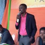 Wpid Jay Foley Station Manager Of Yfm Addressing The Press At The Launch Of Yfm Sports Hood Games