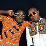 James Robinson Ampiah and Waxcott Godwin Mawutor
