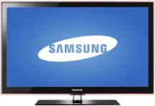 Samsung-led flat screen television