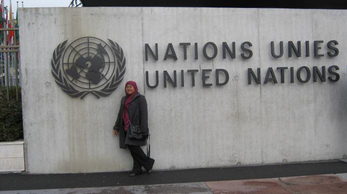 human rights defender Anchana Heemmina