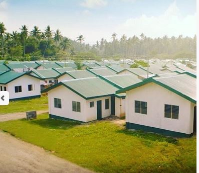 Houses Manny Pacquiao built for the poor Philippinos