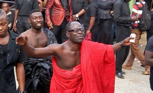 Image result for amakye dede now chief