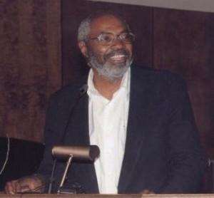 a Abayomi Azikiwe in 2010 at New Bethel