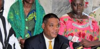 3 Ivor Greenstreet, CPP Presidential Candidate promises to follow Nkrumah until Ghana is free
