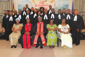 Global Evangelical Church commissions 23 Pastors