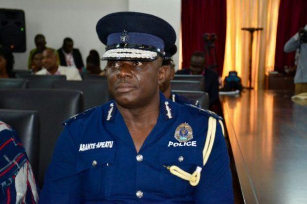Ag. IGP David Asante-Apeatu