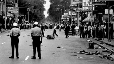 Detroit Rebellion July 1967