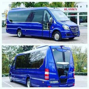 MiniMetro Bus