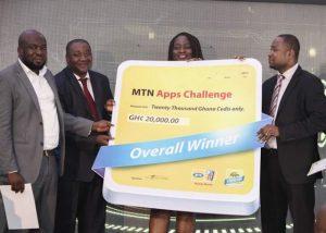 MTN Apps Challenge Version 4.0