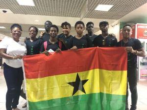 Ghana Junior Swim