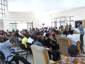 Participants At SPEFA Forum