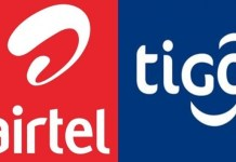 Tigo and Airtel