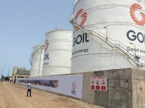 Marine Gas Oil Tank facility By GOIL