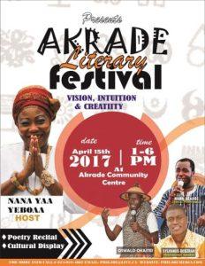 Akrade Literary Festival
