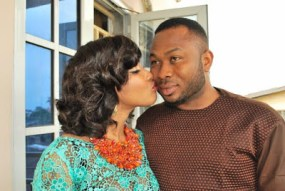 Churchill & Tonto Dikeh