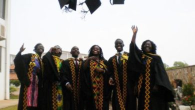 UNIVERSITY OF GHANA LEGON GRADUATION LIST