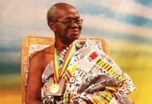 Emeritus Prof Kwabena Nketia