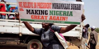 Buhari's Supporters