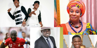 Putting us on the map; the role of Ghana's tourism ambassadors