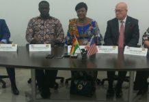 U.S And Ghana