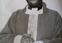 Very Reverend(Rev) Felix Odei Annancy