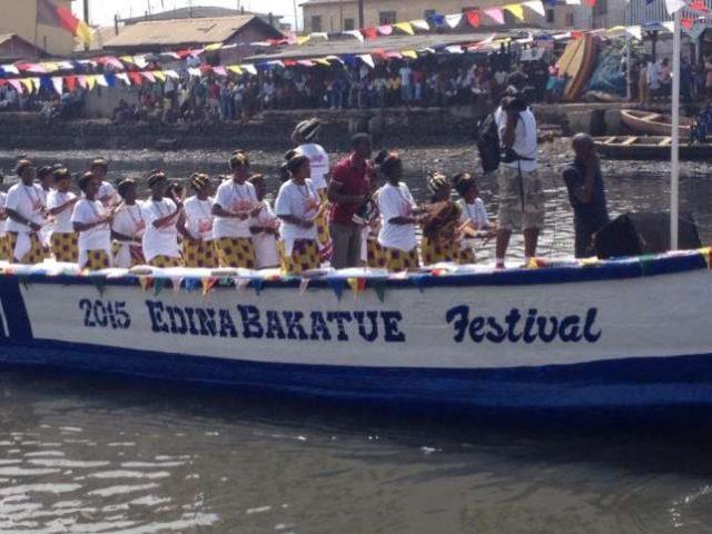 Bakatue festival