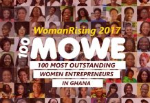 2017 100 Most Outstanding Women Entrepreneurs Collage
