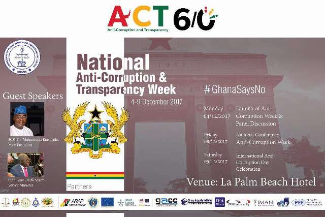 National Anti Corruption Week