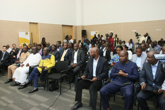 A CROSS SECTION OF MEDIA AND STAKEHOLDERS AT THE FORUM