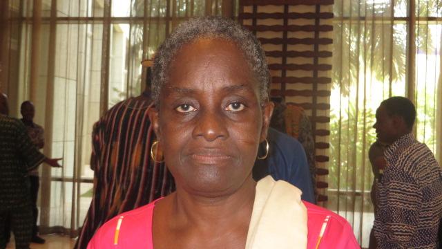 Ms Ajoa Yeboah-Afari