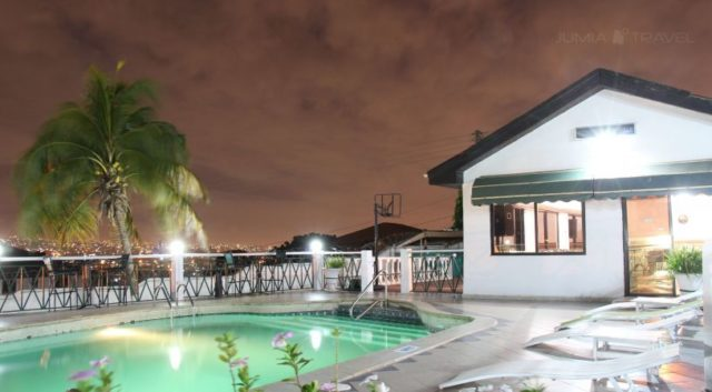 Hill View Hotel, Accra
