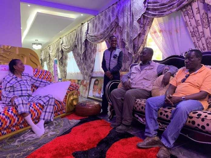 Government takes steps to partner Apostle Safo