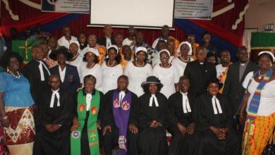 Presbyters Consecration