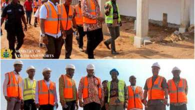 Azumah Nelson Sports Complex Project