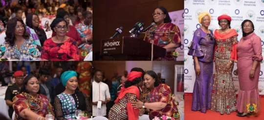 First Lady At Iwd Night Event
