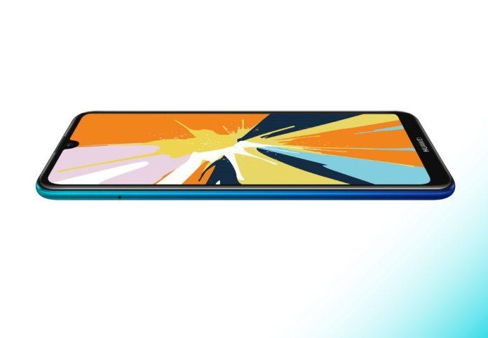 Huawei Dewdrop Display
