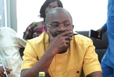 Kennedy Agyapong Is Member Of Parliament For Assin Central