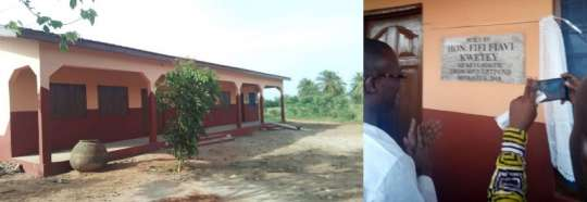 Mp Hands Over Kindergarten Block