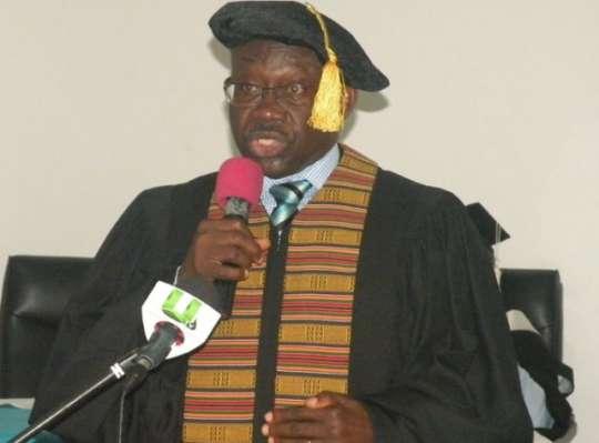 Rev Prof Emmanuel Adow Obeng
